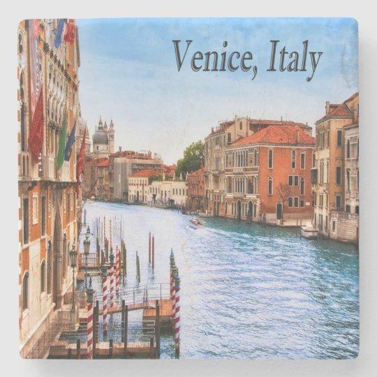 Venice, Italy Grand Canal Stone Coaster