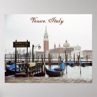 """Venice, Italy II"" Poster"