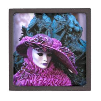 Venice, Italy (IT) - Carnival Costume Gift Box