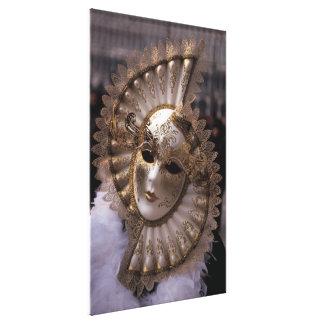 Venice, Italy (IT) -Masquerade Canvas Print