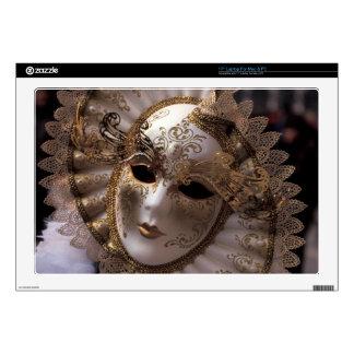 Venice, Italy (IT) - Masquerade Laptop Decals