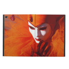 Venice, Italy (IT) - Orange Carnival Costume Powis iPad Air 2 Case