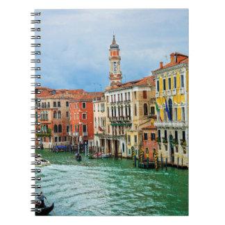 Venice, Italy Notebook