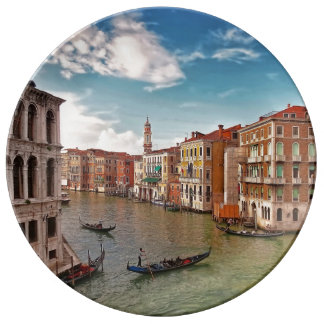 Venice, Italy Plate