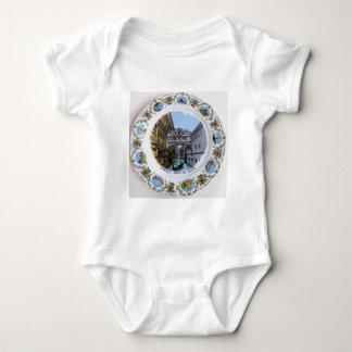 venice-italy-plate-787 baby bodysuit