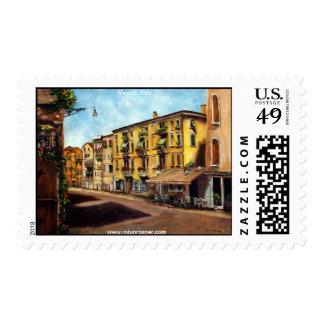 Venice, Italy Postage Stamp