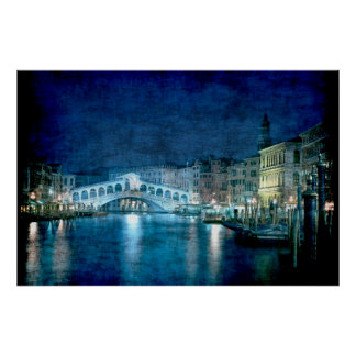 Venice Italy Poster Print