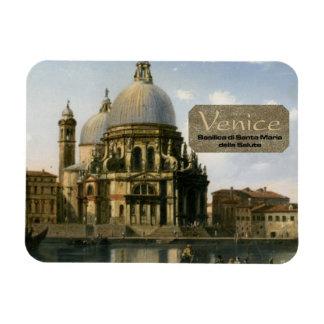 Venice Italy Souvenir Salute Basilica Magnet