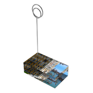 Venice Italy Table Card Holder