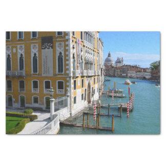 Venice Italy Tissue Paper
