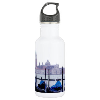 Venice Italy Travel 18oz Water Bottle