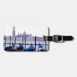 Venice Italy Travel Bag Tag