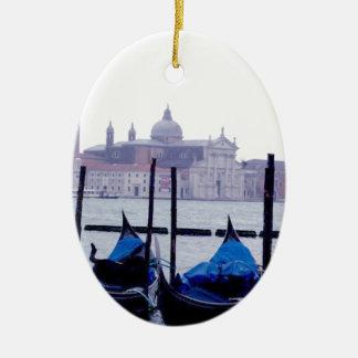 Venice Italy Travel Ceramic Ornament