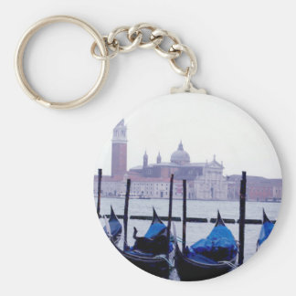 Venice Italy Travel Keychain