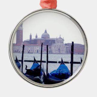 Venice Italy Travel Metal Ornament