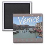 Venice Italy Travel Photo Souvenir Fridge Magnet