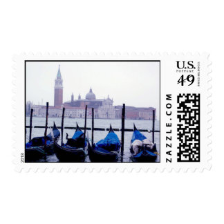 Venice Italy Travel Postage Stamps