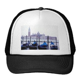 Venice Italy Travel Trucker Hat