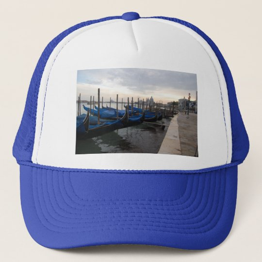 Venice Italy Trucker Hat