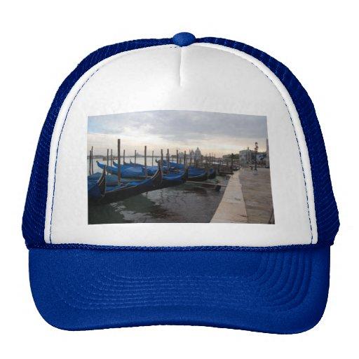 Venice Italy Trucker Hats