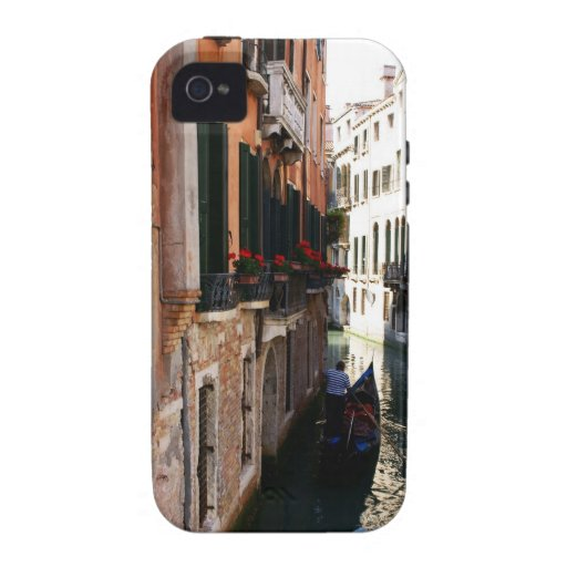 Venice, Italy Vibe iPhone 4 Cover