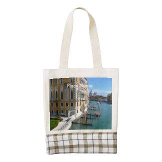 Venice Italy Zazzle HEART Tote Bag