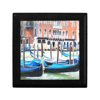 Venice Keepsake Box