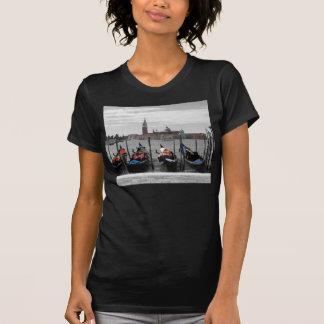 Venice Ladies Black T-Shirt