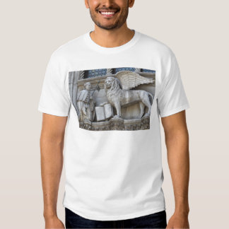 Venice Lion T Shirt