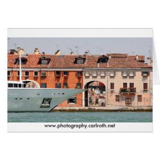 Venice - Luxury  & Laundry Cards