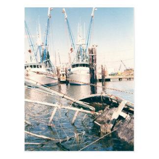 Venice Marina Postcards