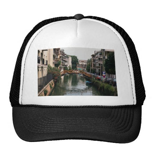Venice Mesh Hat