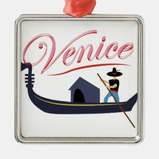 Venice Metal Ornament