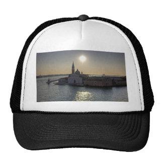 Venice morning trucker hat