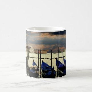 Venice Nature Scene Water Boat Coffee Mug