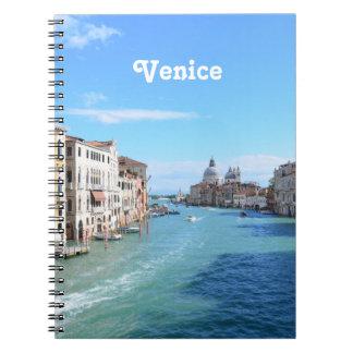Venice Notebook