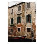 Venice notecard v2 greeting cards