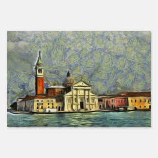 Venice painting sign