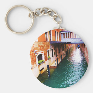 Venice Photograph - Canal Picture Keychain