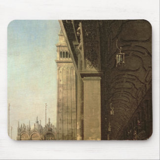 Venice: Piazza di San Marco and the Colonnade Mouse Pad