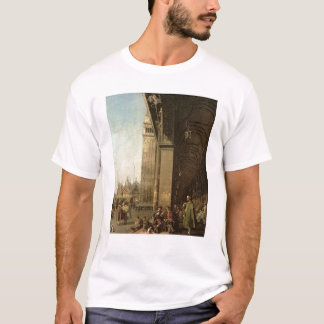 Venice: Piazza di San Marco and the Colonnade T-Shirt