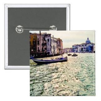 Venice Pinback Buttons