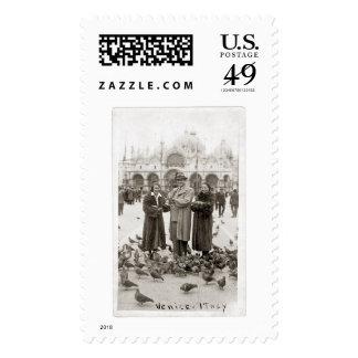 venice postage stamp