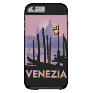 Venice Poster iPhone 6/6S Tough Case