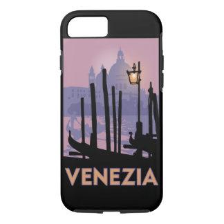 Venice Poster iPhone 7 Tough Case