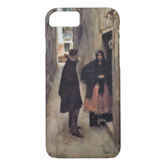 Venice Rendezvous 1880 iPhone 7 Case