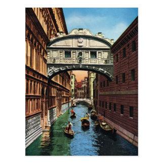 Venice, Replica Vintage Postcard 1910