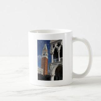 Venice San Marco Bell Tower & Doge Palace Coffee Mug