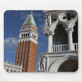 Venice San Marco Bell Tower & Doge Palace Mousemats