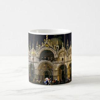 VENICE SAN MARCO SQUARE BASILICA COFFEE MUG